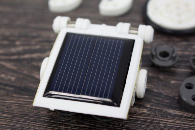 Детский конструктор Solar 14-in-1 для усидчивых