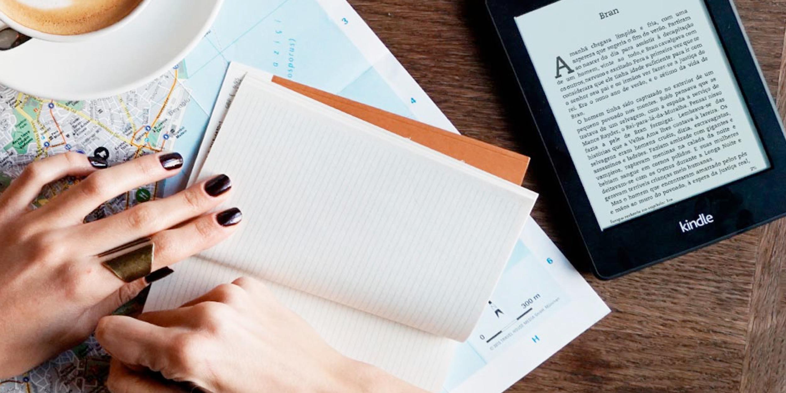 P2K: как подружить Pocket с вашим Kindle