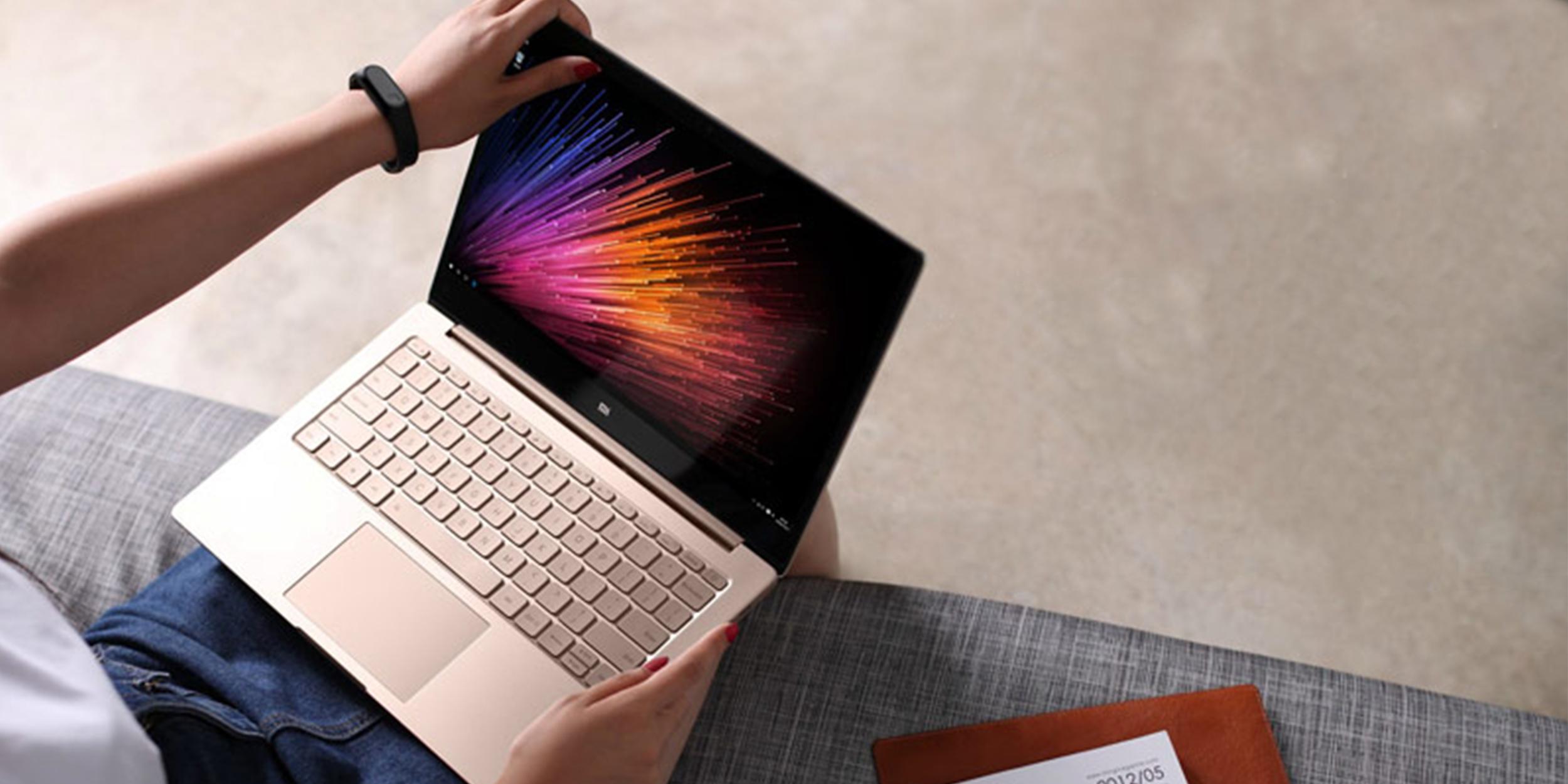 Первый ноутбук Xiaomi за $525 — Mi Notebook Air