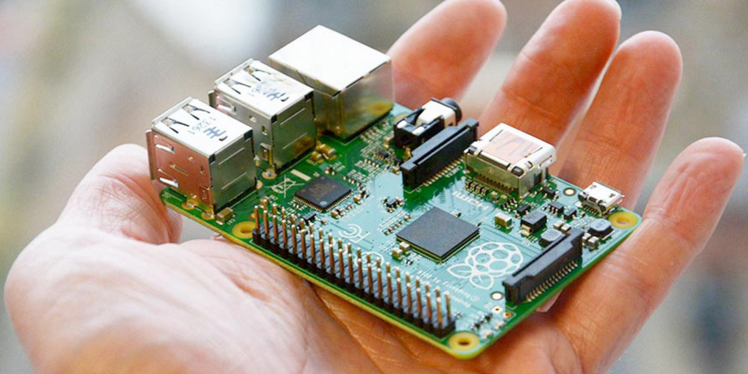 Планшет из Raspberry Pi своими руками