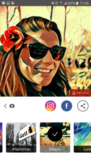 Prisma Android 2