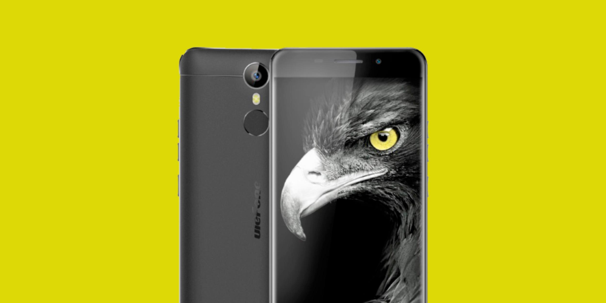Ulefone представила новый смартфон в цельнометаллическом корпусе