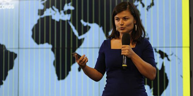 Залина Маршенкулова, создатель скандального сайта Breaking Mad