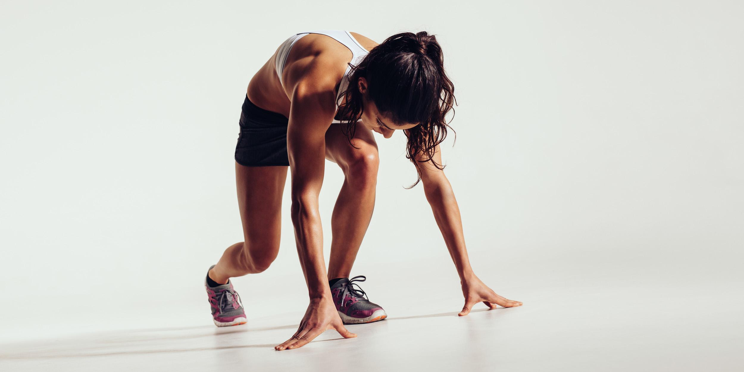 Простое упражнение, которое поможет вам правильно бегать