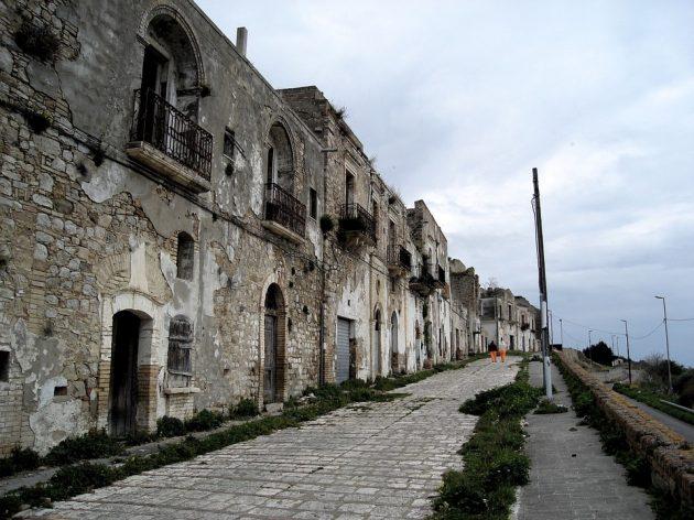 Крако — город-призрак