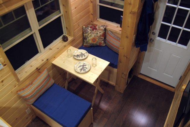 Дизайн маленькой квартиры: мёртвая зона