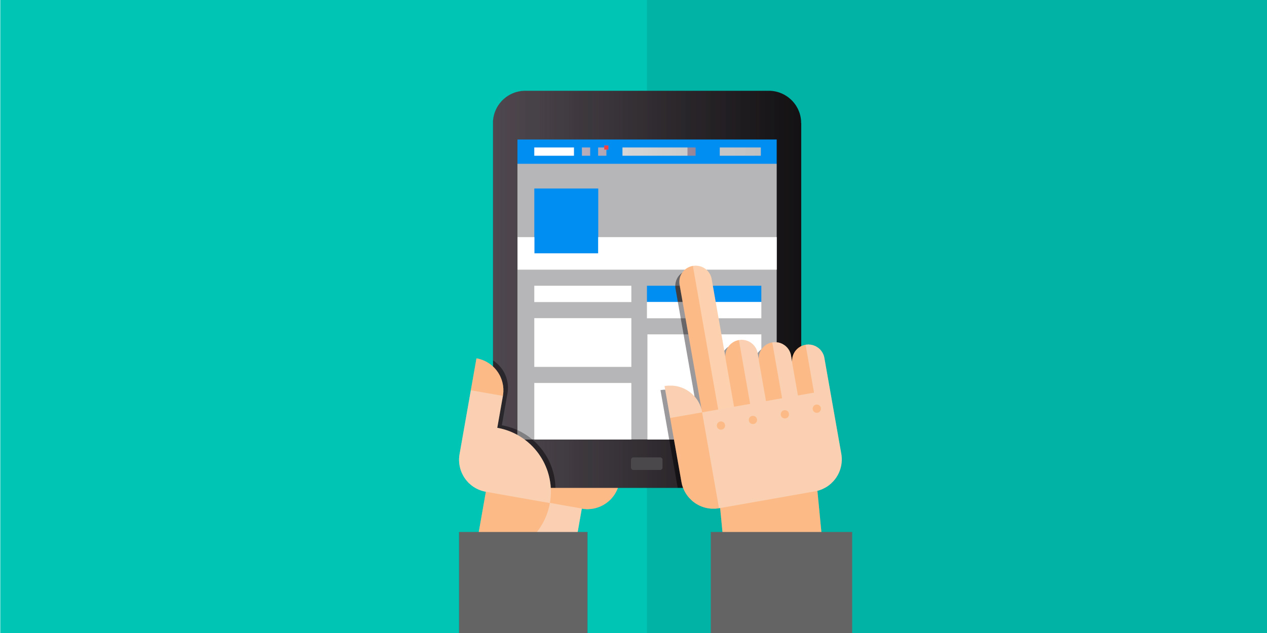 Flatbook для Chrome сделает интерфейс Facebook проще
