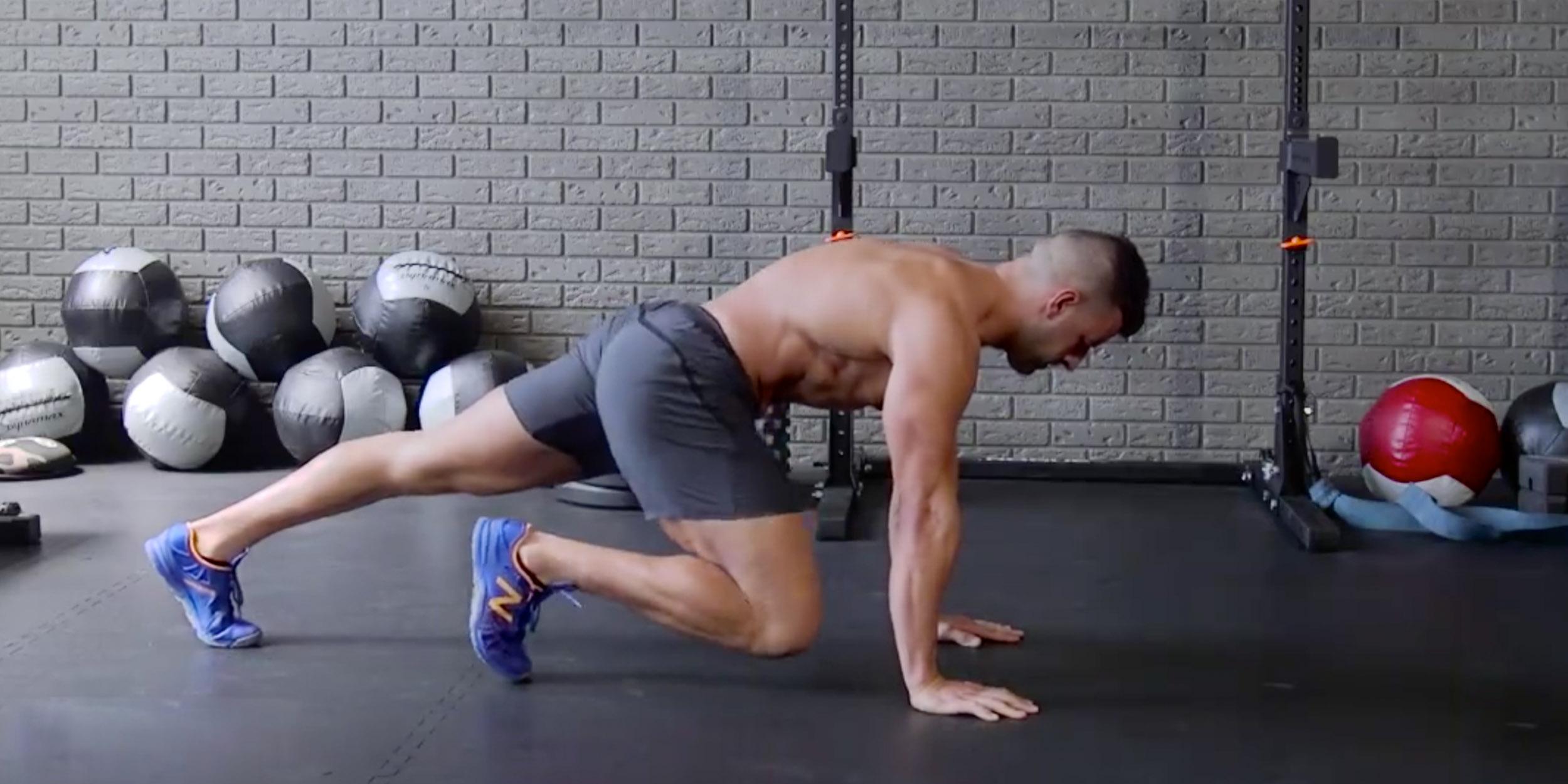 52 варианта упражнения «альпинист» от Men's Health