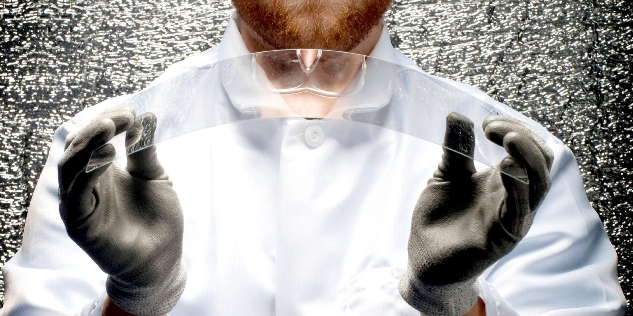 Corning представила новое поколение защитного стекла Gorilla Glass для мобильных устройств