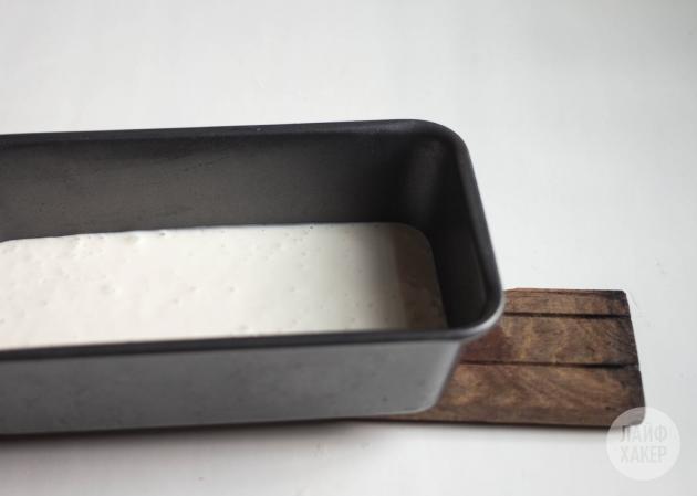 Домашнее йогуртовое мороженое: взбивайте йогурт каждые полчаса