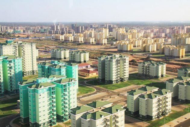Киламба, Ангола