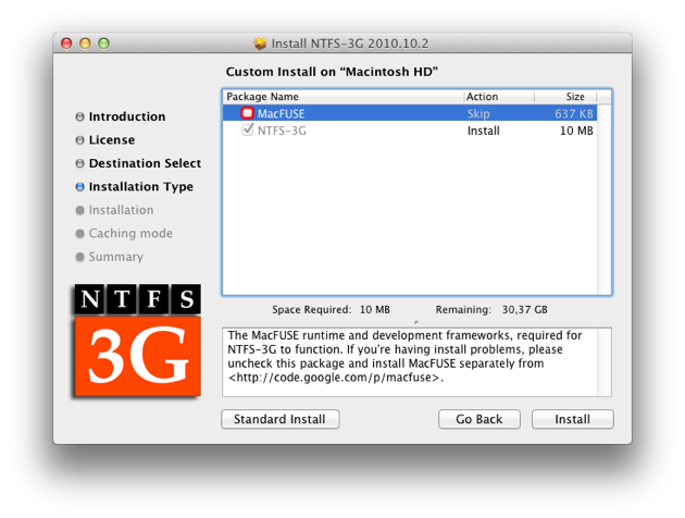 Paragon Ntfs 3G For Mac