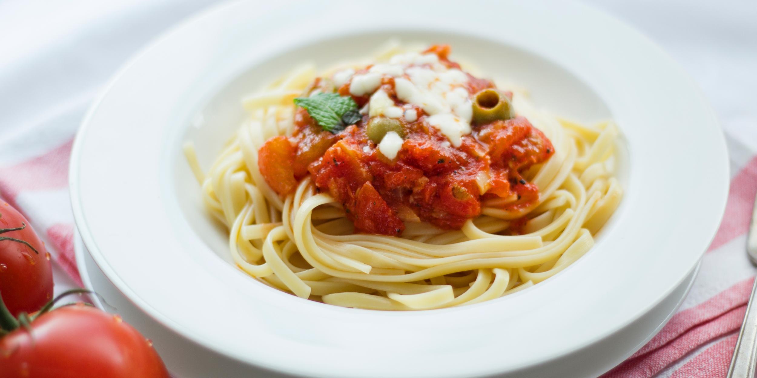Итальянские учёные доказали, что паста не способствует ожирению