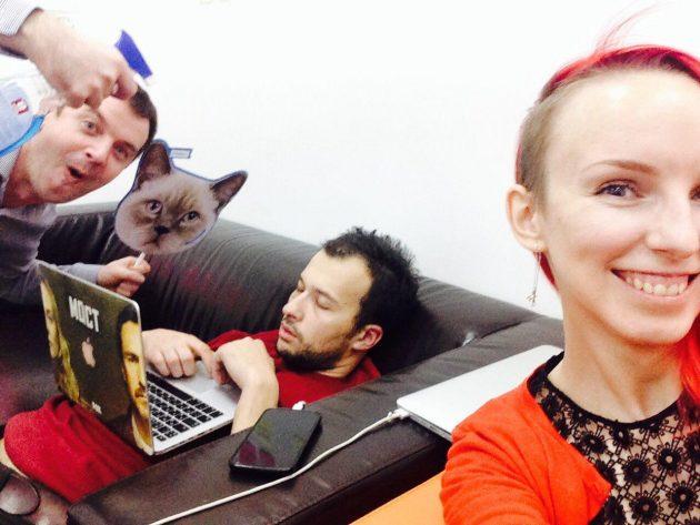 Рабочие места: Наталья Стурза, UX-аналитик