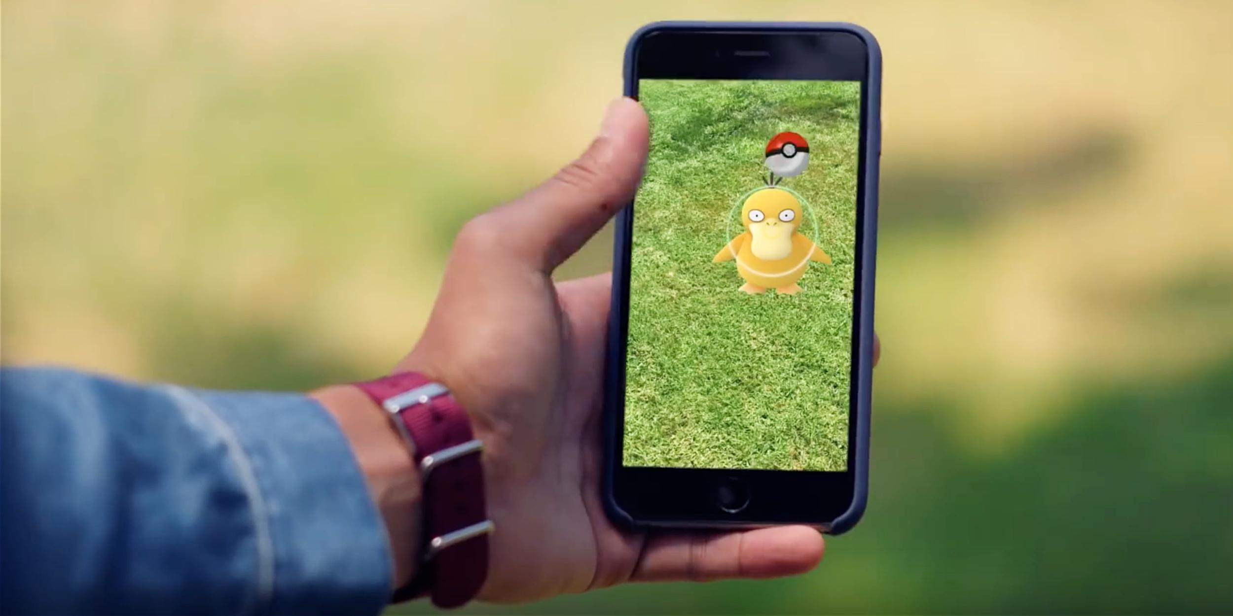 Что такое Pokémon GO и как в это играть