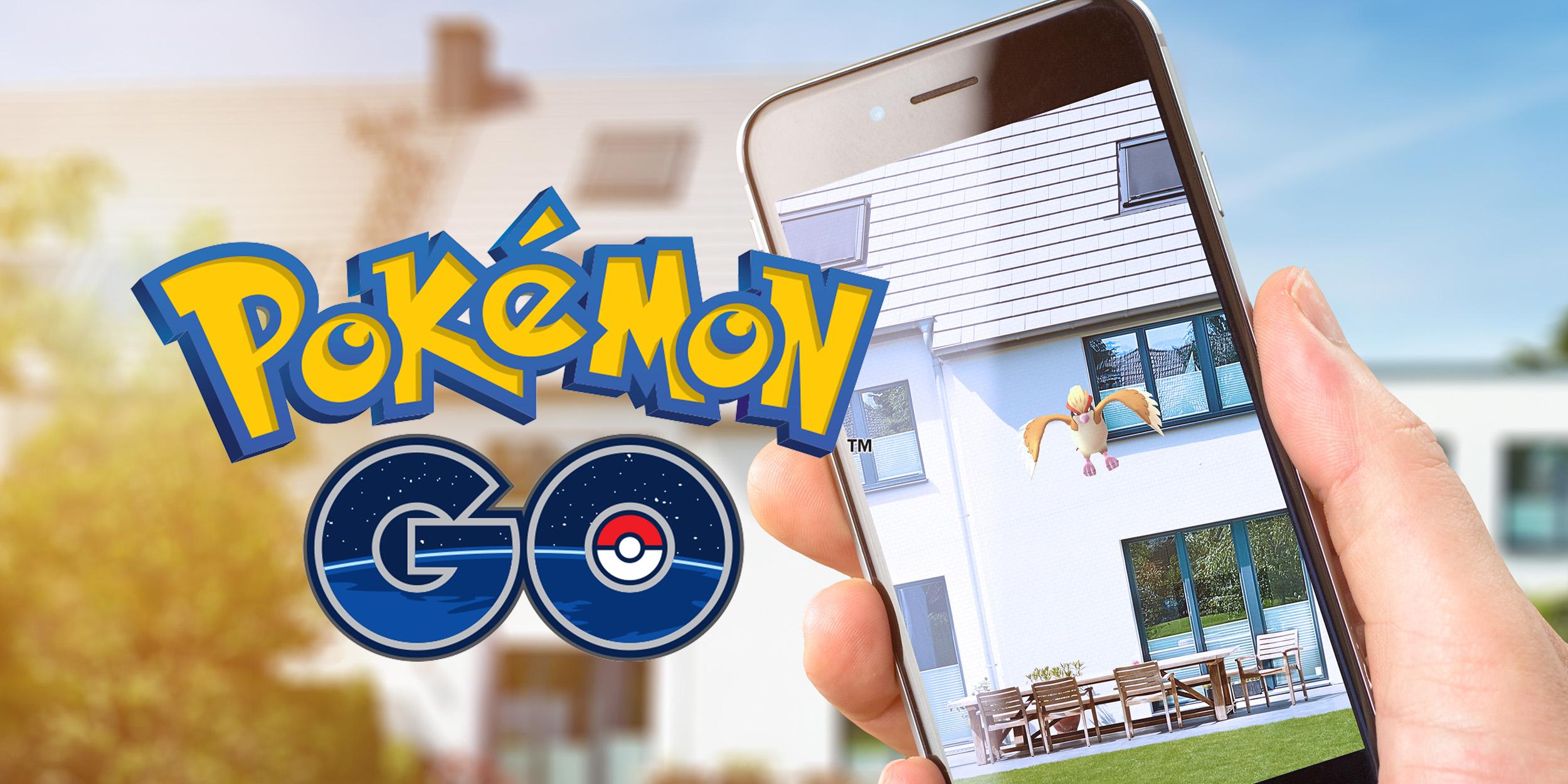 Как пожаловаться на расположение покестопа или гима и избавиться от любителей Pokémon GO