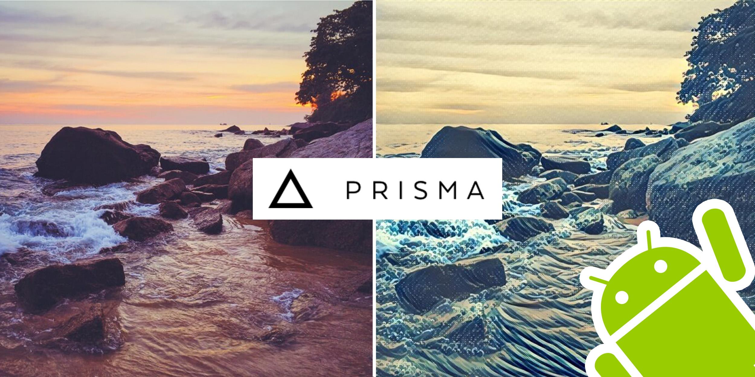 Как получить бета-версию Prisma для Android уже сегодня (+ apk)