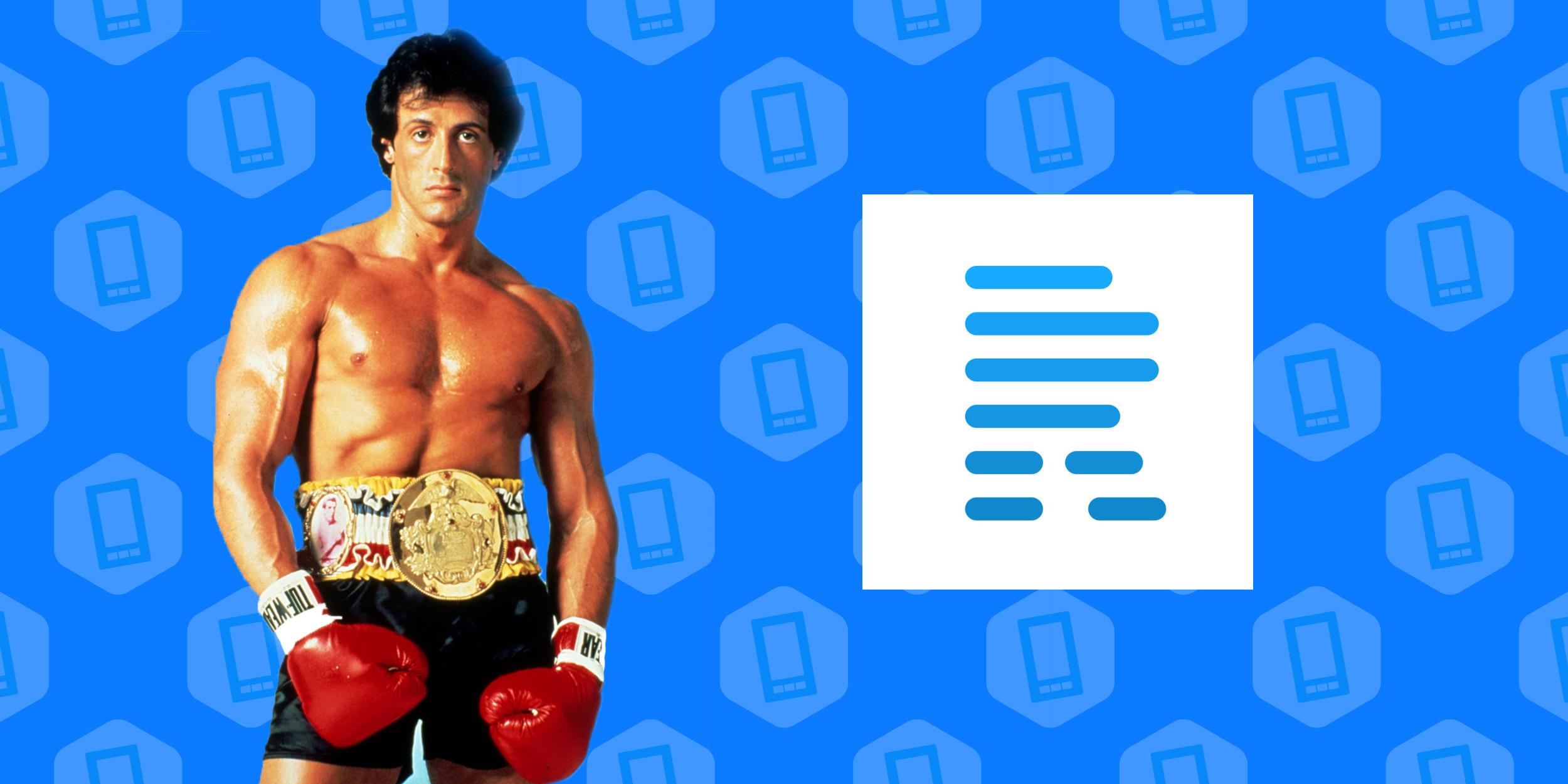 Rocky Finance для iOS — простой, как Рокки Бальбоа, менеджер финансов (розыгрыш завершен)