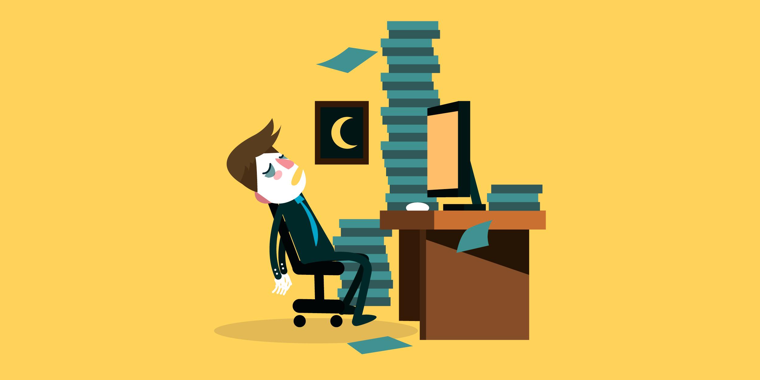 Правда ли, что полный рабочий день вреден для мозга, особенно если вам за 40