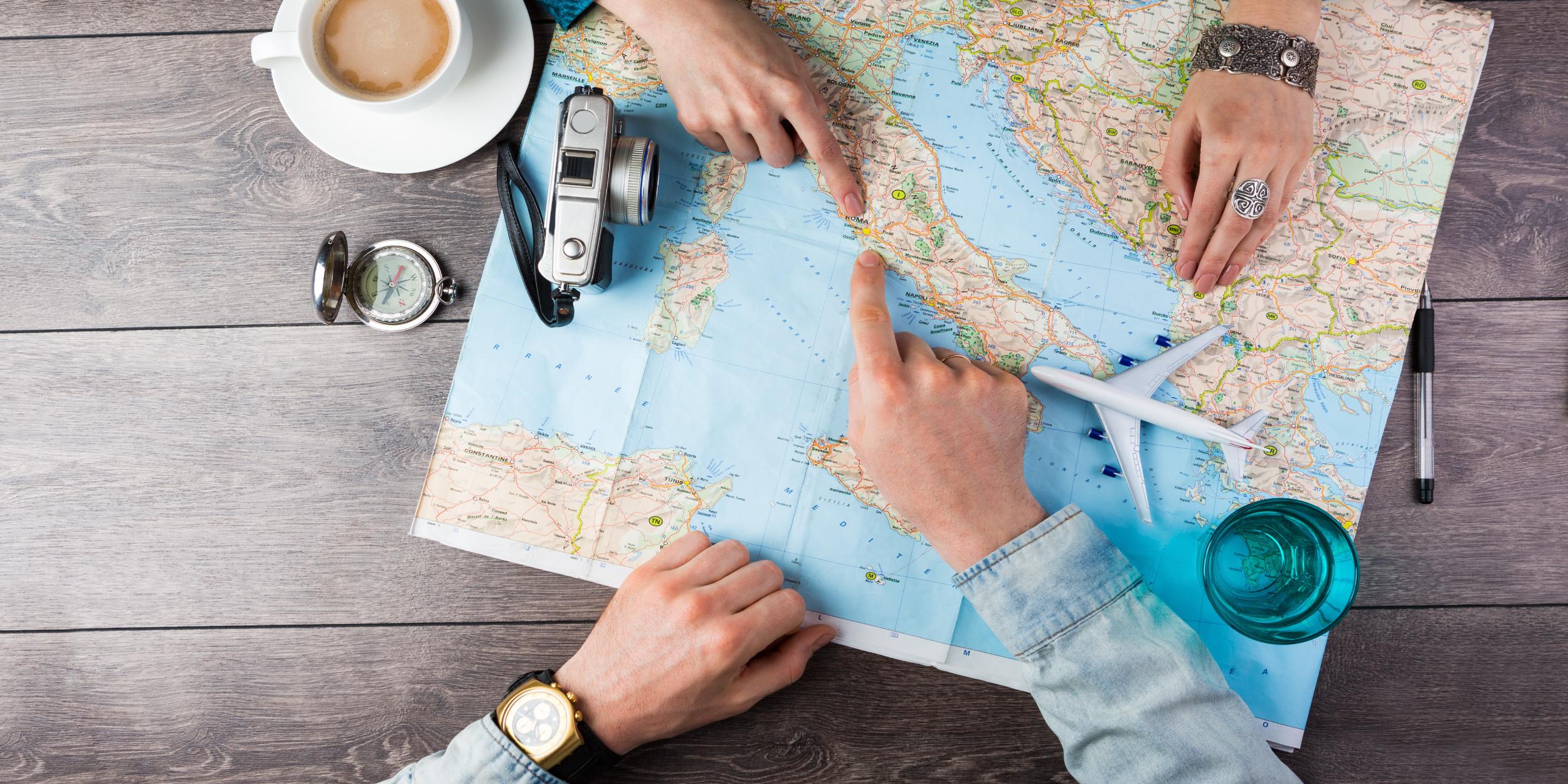 Сам себе турагент, или Как организовать бюджетный отпуск