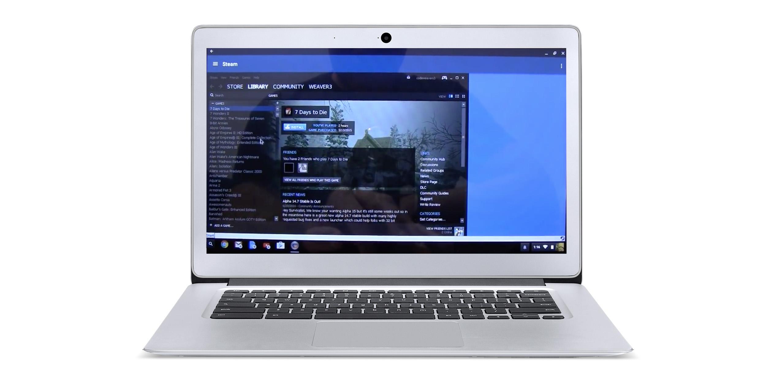CrossOver для Android позволит запускать программы для Windows в Chrome OS
