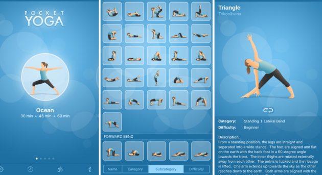 Pocket Yoga