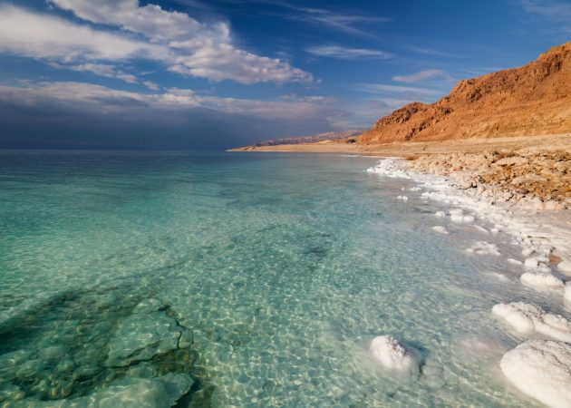 куда поехать осенью: Иордания