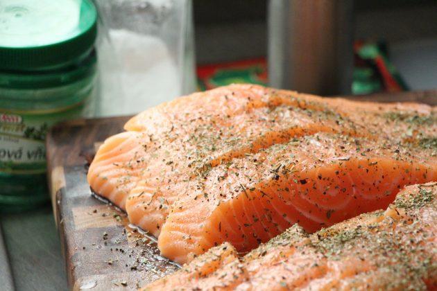 полезные продукты: рыба
