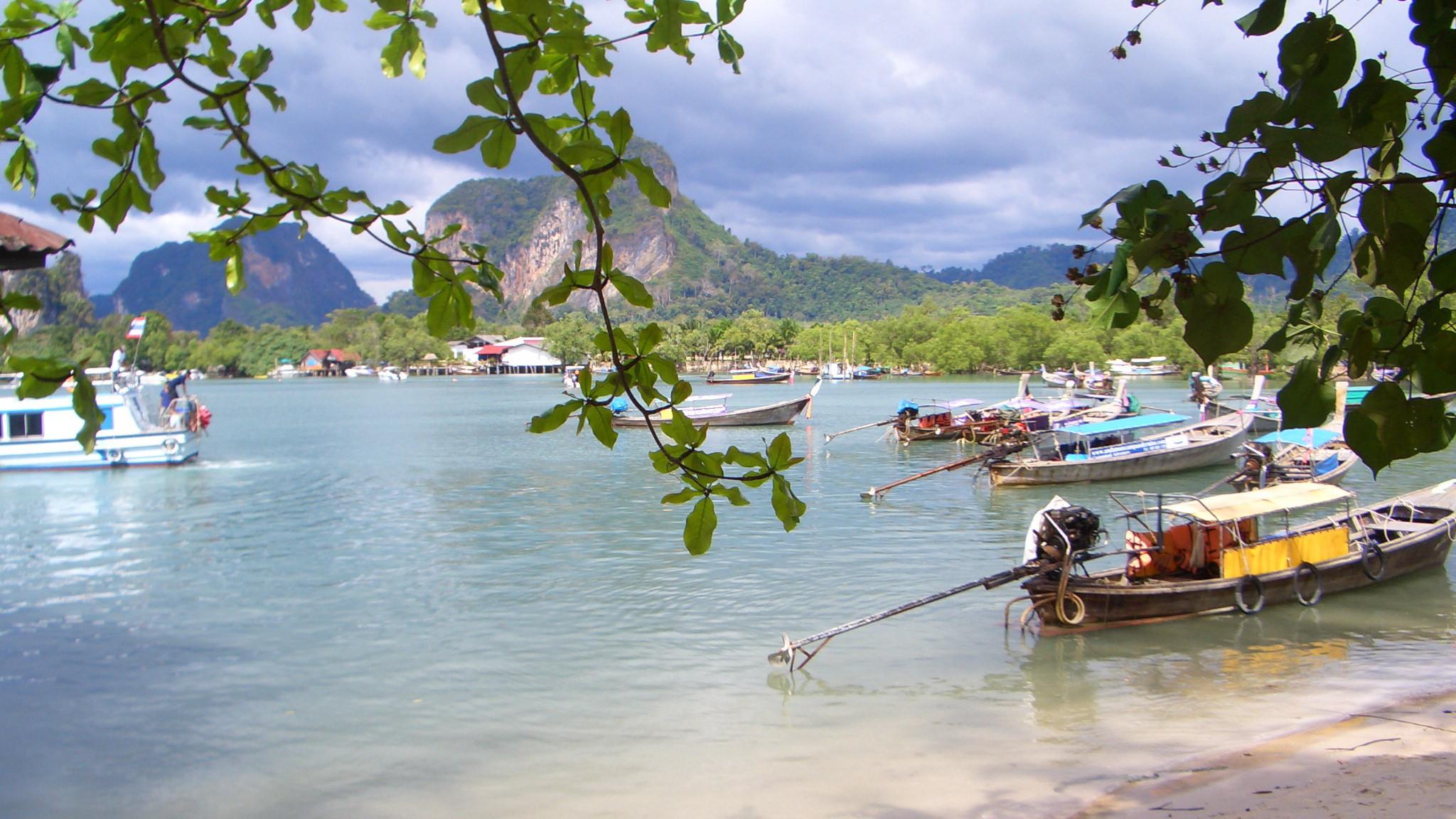 Температура воды в таиланде по месяцам