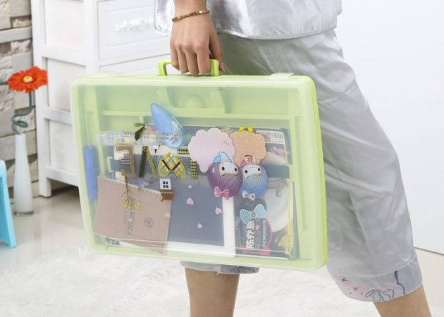 Складной столик-чемодан
