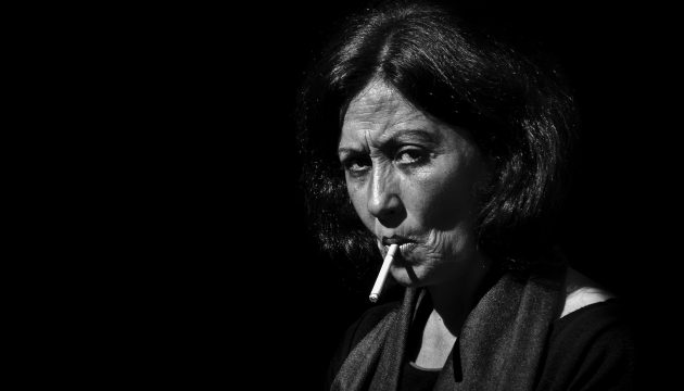саморазрушение: курение