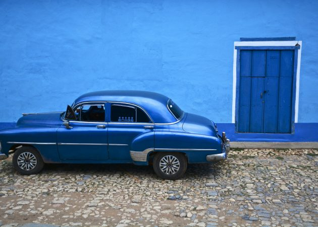 куда поехать осенью: Куба