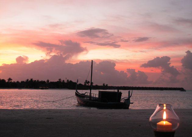 куда поехать осенью: Мальдивы