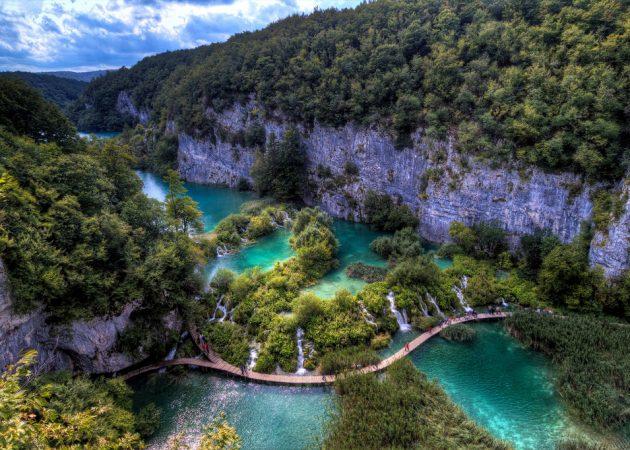 куда поехать осенью: Хорватия