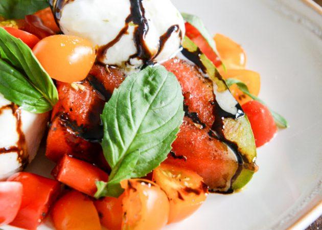 салаты с арбузом: рецепт