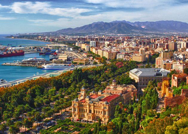 куда поехать осенью: Испания