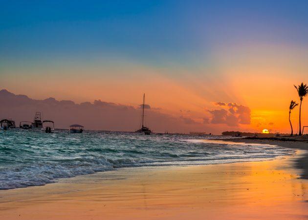куда поехать осенью: Доминикана