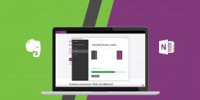 Официальный способ импортировать заметки из Evernote в OneNote на Mac