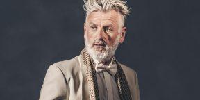 Как мужчине стареть стильно