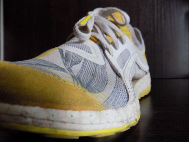 Как выбрать спортивную обувь: кроссовки с мягким носком