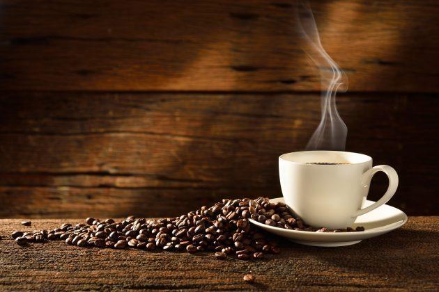 жиросжигающие продукты: кофе