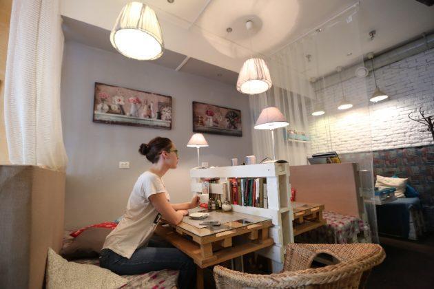 Кафе и рестораны — малый и средний бизнес