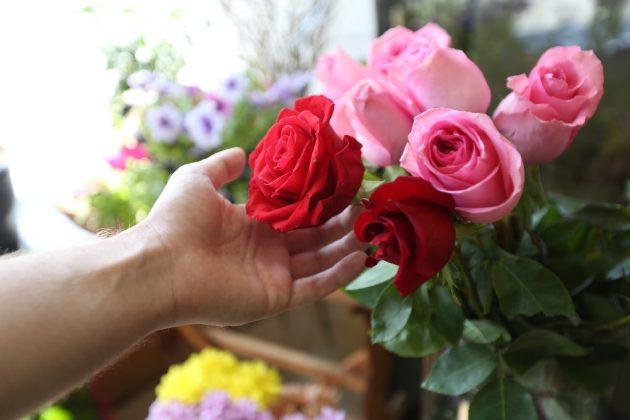 Цветочный магазин — малый бизнес