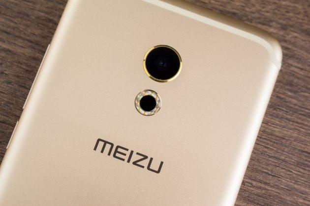 Meizu Pro 6: камера