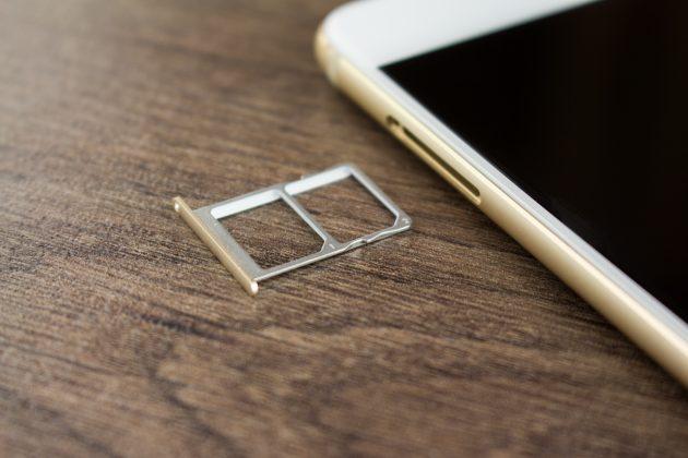 Meizu Pro 6: нет слота под карту