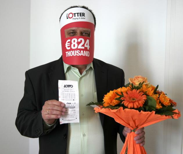 Россиянин, получивший главный приз европейской лотереи