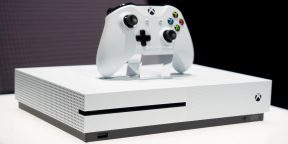 Microsoft выпустила Xbox One S с поддержкой 4K-видео