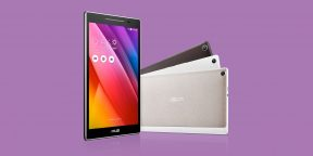 Asus представила стильный планшет ZenPad 8.0
