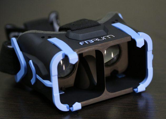 VR-гаджеты: Fibrum