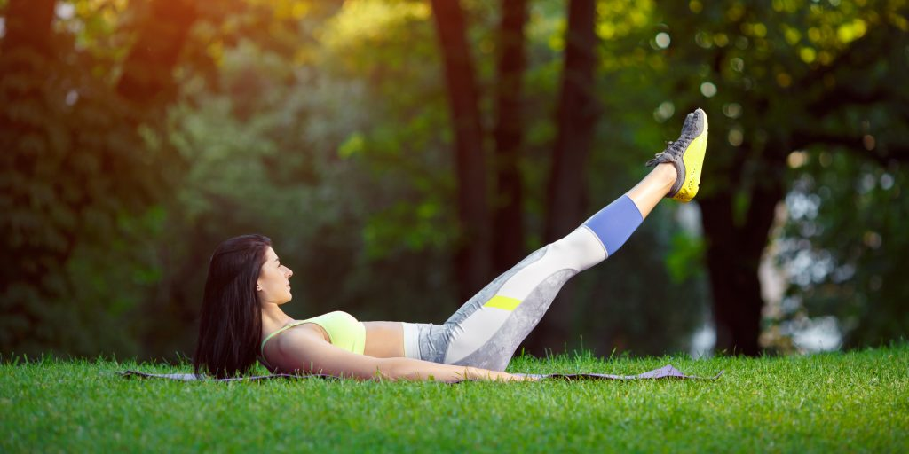 Упражнения для упругих ног